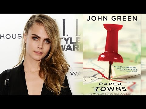role - More Celebrity News ▻▻ http://bit.ly/SubClevverNews 11 Favorite Book to Film Adaptations▻▻ http://bit.ly/XxJOIY Congratulations are in order for Cara Delevingne – she just scored...