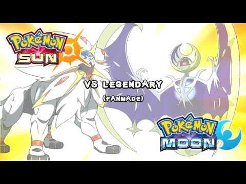 Pokémon Sun & Moon - Legendary Battle Theme (Fanmade)