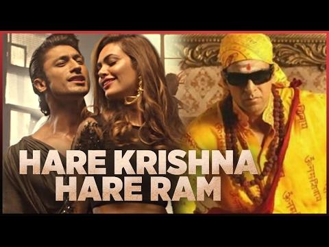 Commando 2 -  Hare Krishna Hare Ram Song   Vidyut Jammwal, Adah Sharma, Esha Gupta, Armaan Malik