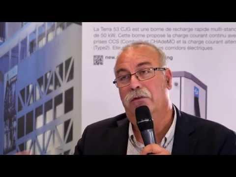Bus électriques : les solutions de recharge d'ABB