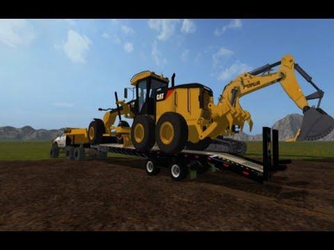 Caterpillar 140M v1.0