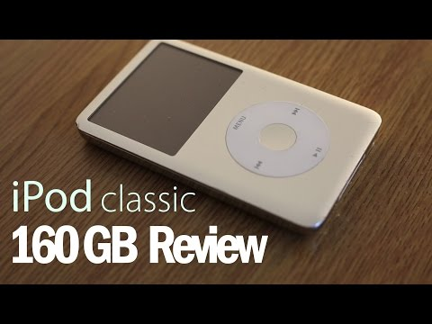 iPod Classic 160gb Review | Best iPod 5 years on?