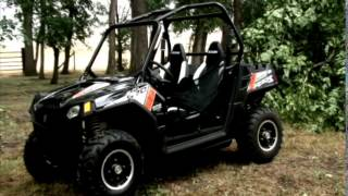 1. 2013 Polaris RZR 570 EPS Trail LE First Test