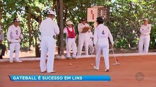 Campeonato de Gateball reúne atletas de várias cidades de São Paulo e Mato Grosso do Sul em Lins