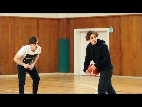 Adı Efsane 12. Bölüm - Hakan ve Fiko'dan, Kıvanç'a basket dersi!