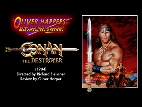 Conan The Destroyer (1984) Retrospective / Review