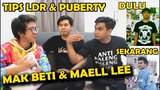 Download Video PUBERTY MAK BETI TIPS LDR DARI PREMAN TERKUAT DI BUMI !!! MP3 3GP MP4