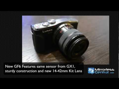 Panasonic Lumix GF6 Photos Accidentally Hit Web Prior to Release