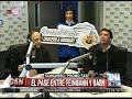 C5N - ARGENTINA EN VIVO: EL PASE ENTRE FEINMANN Y BABY EN RADIO 10