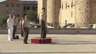 Su Majestad el Rey visita la sede del Museo del Ejército en Toledo
