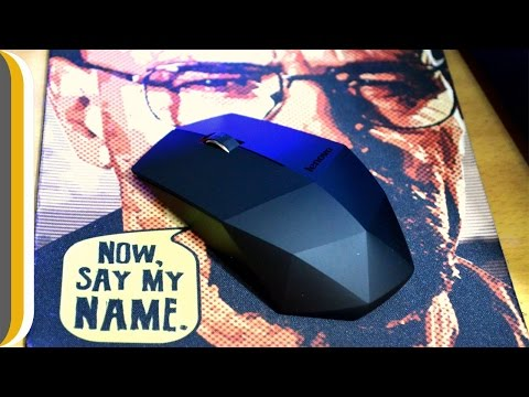 Lenovo N50 Wireless Mouse (Black) UNBOXING & REVIEW By Ur IndianConsumer