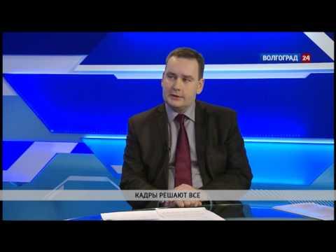 Владимир Попков, начальник управления по вопросам государственной службы и кадров аппарата губернатора Волгоградской области