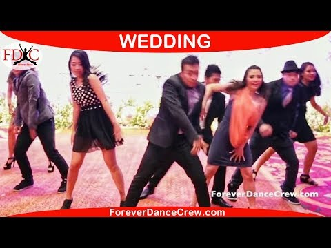 Wedding Party Ritz-Carlton Pacific Place Jakarta