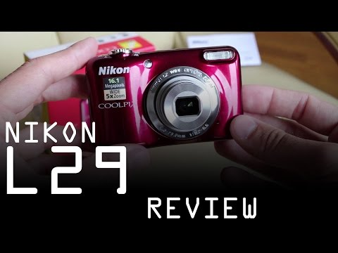 Nikon Coolpix L29 review