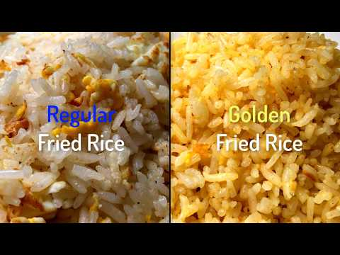 China Masterchef Golden Fried Rice & Regular Fried Rice 黄金炒饭  | Cooking Basic