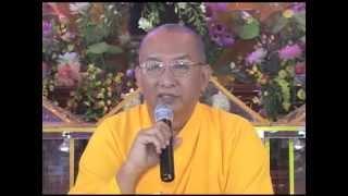 Bài giảng: Đồng Niệm Phật Đồng Về Cực Lạc (phần 1) - TT Thích Giác Hóa