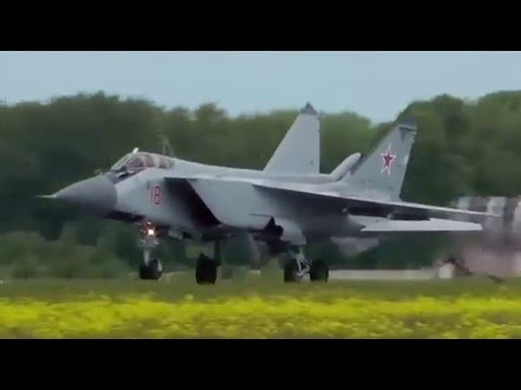 The Mikoyan MiG-31 NATO reporting...
