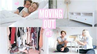 Video First Night In Our New House + HUGE Wardrobe Declutter | Moving Vlog 3 MP3, 3GP, MP4, WEBM, AVI, FLV Oktober 2018