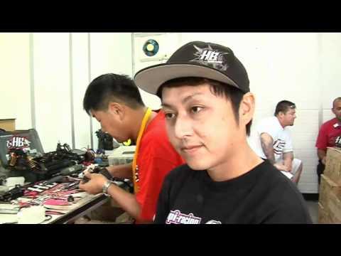 0 Reportagem Mundial 1/8 Tt Pattaya – 11 Novembro