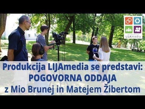Produkcija LIJAmedia se predstavi - POGOVORNA ODDAJA