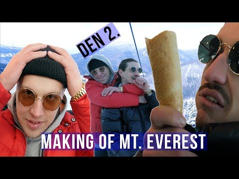 Jak se natáčel Mount Everest? DEN 2 - VLOG (видео)