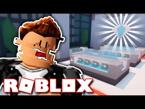 HOW TO GLITCH IN THE NEW JEWELRY STORE!! (Roblox Jailbreak Update)