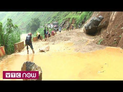 Lũ quét gây thiệt hại nặng nề ở Hà Giang | VTC1 - Thời lượng: 52 giây.