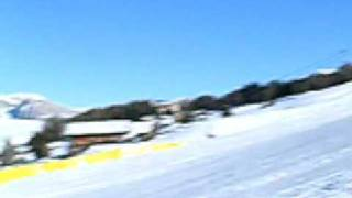 Castelrotto Italy  City pictures : Castelrotto Italy Sled Riding