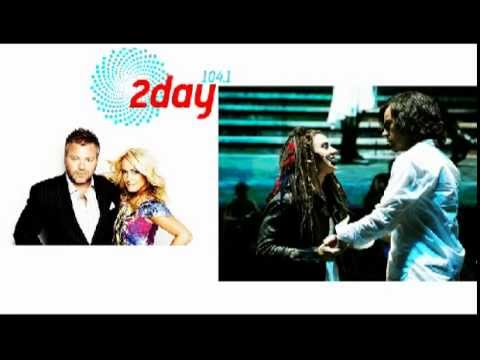 Ben Forster & Melanie C talking about Jesus Christ Superstar on the Kyle and Jackie O show   2dayfm