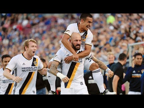 Video: GOLAZO! Jelle Van Damme opens the scoring in San Jose in style