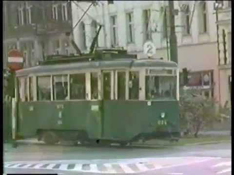 Tramwaje w Poznaniu w 1988 roku
