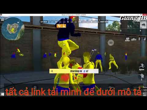 Update 25 03 2018❤Rules Of Survival Hack PC 20.0!✅Wallhack,aimbot,Grass,ESP,Chams ✅ 25/03/2018