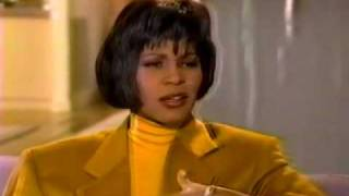 Whitney Houston - Barbara Walters Special 1993 - Part 2