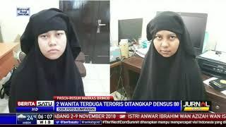 Video 2 Wanita yang Berusaha Masuk ke Mako Brimob Ditangkap MP3, 3GP, MP4, WEBM, AVI, FLV September 2018