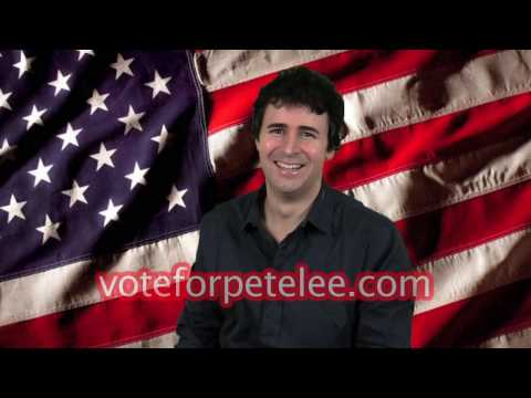 Pete Lee - Comedy Central Showdown - Lisa Landry Smear Campaign