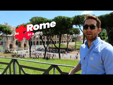 How To See Rome In A Day