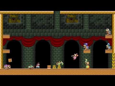Mario Sprite Animation