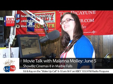 Movie Talk with Malanna Molley: June 5, 2015
