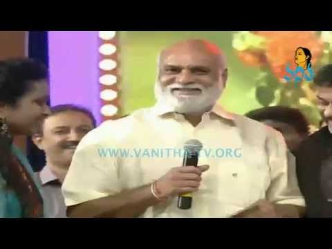 EXCLUSIVE : K Raghavendra Rao @ Govindudu Andarivadele MUSIC LAUNCH