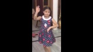 very good dance on song by little baby girl