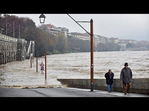 Καταστροφικές πλημμύρες στην Ιταλία