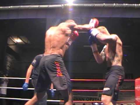 Michael Kongolo vs Pierre Clasen (K-1 European titel)