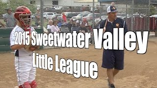 Williamsport (PA) United States  City pictures : 2015 Sweetwater Valley Little League vs. Park View, 7/6/15