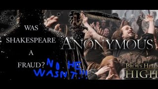 Anonymous - Shakespeare Month the Eighth