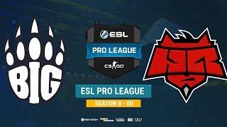 BIG vs HellRaisers - ESL Pro League EU - bo1 - de_dust2 [ceh9]
