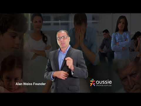 How to tell your partner �t is over By Alan Weiss Aussie Divorce