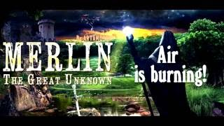 Video OFFICIAL TEASER #1 MERLIN. THE GREAT UNKNOW metal-opera