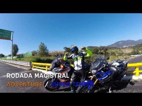KTM Adventure 1190cc y Yamaha Súper Teneré 1200cc