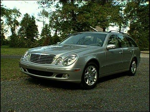 2002-2010 Mercedes-Benz E-Class Wagon Pre-Owned Vehicle Review - WheelsTV