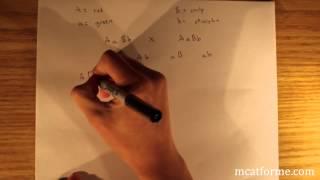 Biology Lecture: Mendelian Genetics Punnet Squares
